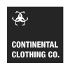 logo značky Continental Clothing Co.