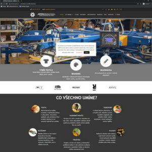 novinka - nový web CRP