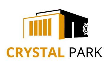 logo Crystal Park (bílé pozadí)