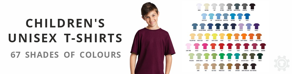 child´s t-shirts
