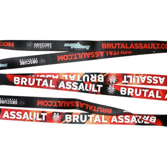 klíčenky Brutal Assault