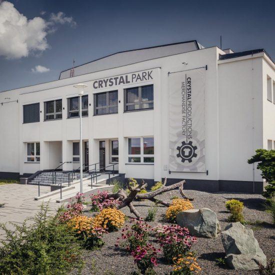budova Crystal Park - Crystal Productions