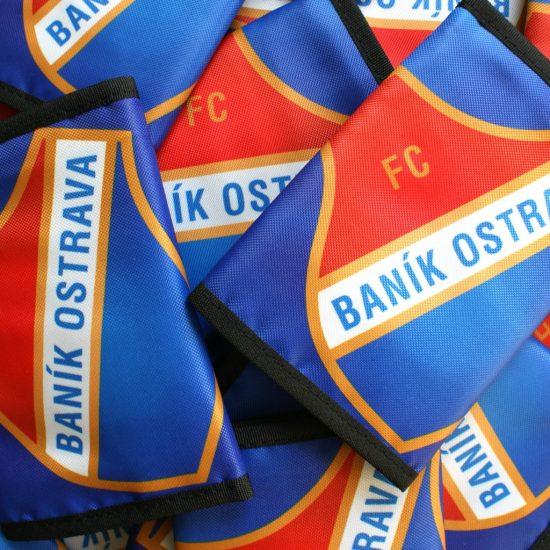 peněženky Baník Ostrava